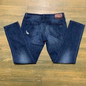 DL1961 Jeans - DL1961 Riley Boyfriend Distressed Jean 27